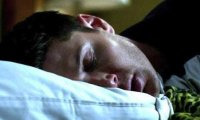 Dean Sleeping with Rain